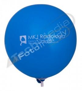 Balony z helem a technologia